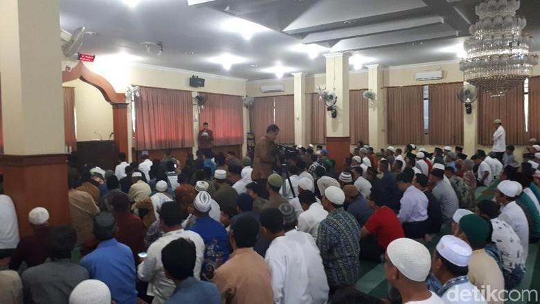 Khotbah di Depan Jokowi, Sofyan Djalil Singgung soal Hoax