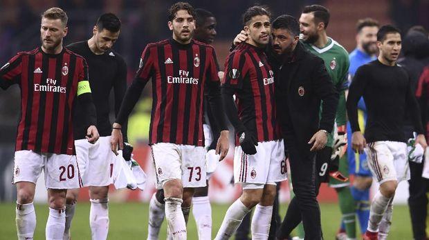AC Milan tidak menjalani laga kontra Inter Milan pada akhir pekan lalu lantaran pendundaan laga untuk menghormati meninggalnya Davide Astori.