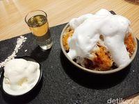 Kamakura: Nyam! Enaknya Omurice Saus Mentaiko dan Matcha Fondue di Kafe Mungil