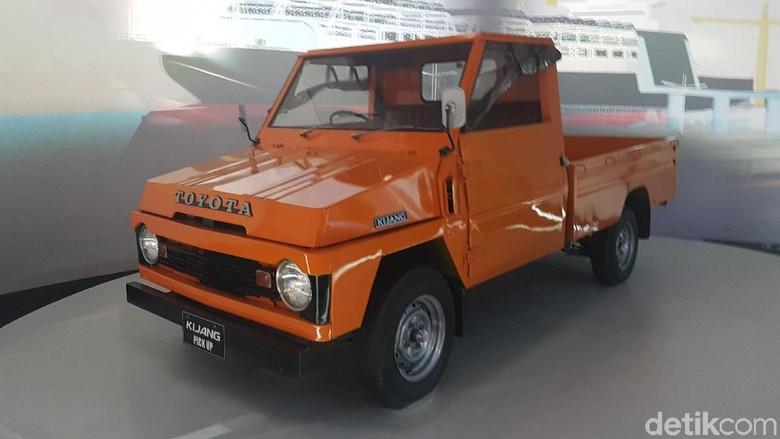 Kijang Buaya, Mobil Legendaris di Indonesia Foto: Rangga Rahardiansyah