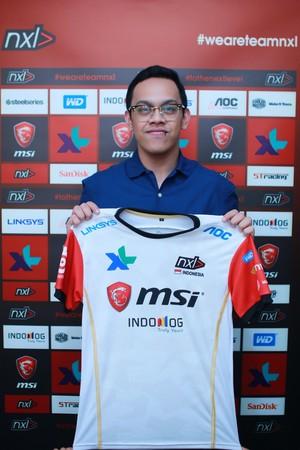 Putra Andy F. Noya Perkuat Tim Profesional CS:GO Indonesia