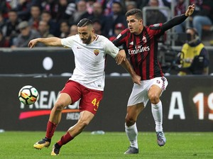 Head to Head Roma vs Milan