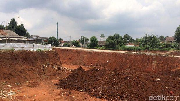 Ada yang Pasang Harga Tanah Rp 12 Juta/Meter untuk Tol Cijago