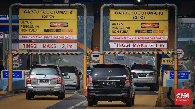 Ilustrasi Gardu Tol Otomatis (GTO).