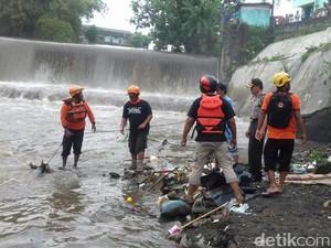 Mayat Pria Berambut Cepak Ditemukan Hanyut di Sungai Winongo Yogya