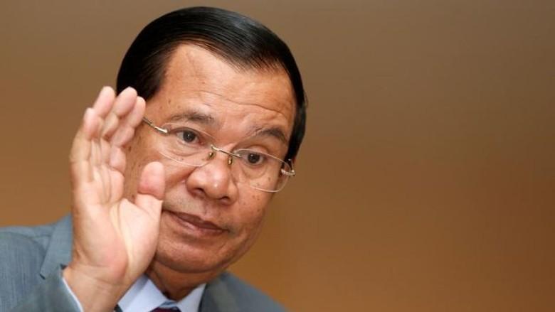 PM Kamboja Ancam Jika Ada yang Protes Dirinya di Australia