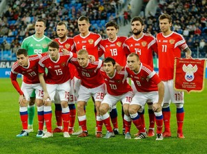 Menanti Kejutan Rusia di Piala Dunia 2018