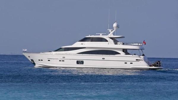Tidak kalah dengan Rooney, mantan kapten Timnas Inggris David Beckham yang kini telah pensiun juga punya yacht mewah bernama Horizon E88. Nilainya pun ditaksir mencapai 72 miliar rupiah! (Horizon)