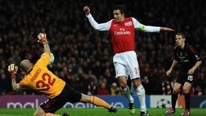 Kenangan dan Harapan Abbiati dalam Duel Milan vs Arsenal