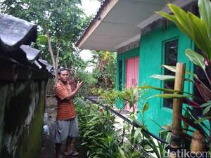 Ini Rumah Pengemis yang Bawa Gepokan Uang di Tasikmalaya