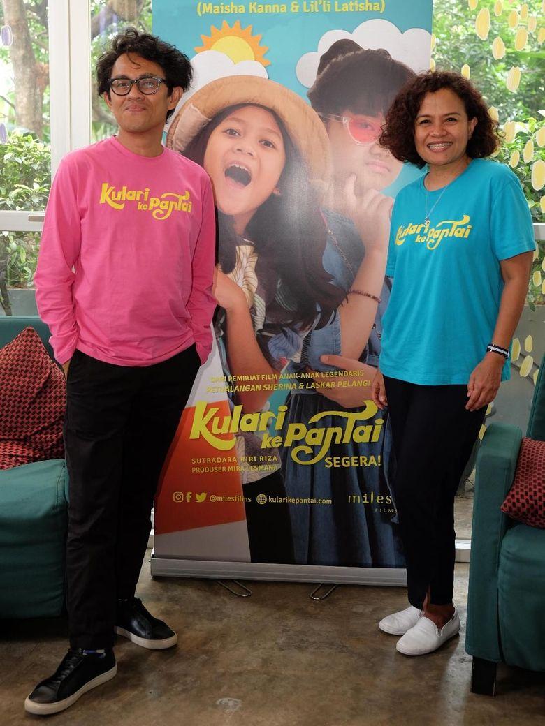 Prihatin Minimnya Film Anak-anak, Mira Lesmana Garap ...