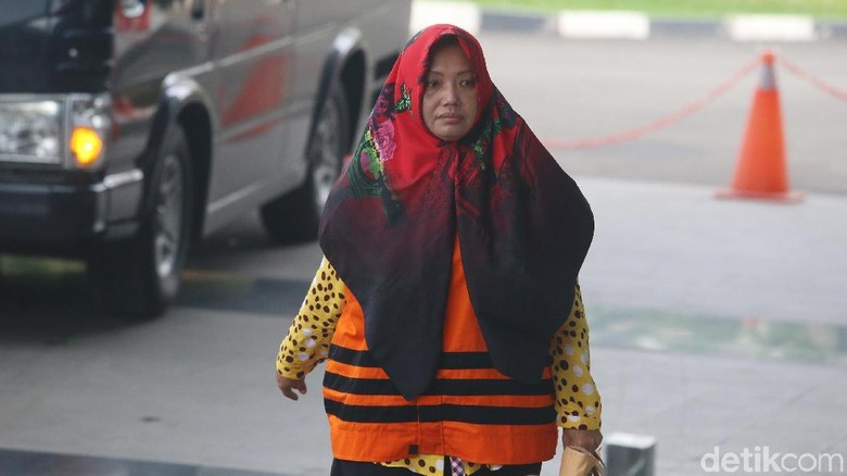 Plt Kadinkes Jombang Kembali Diperiksa KPK