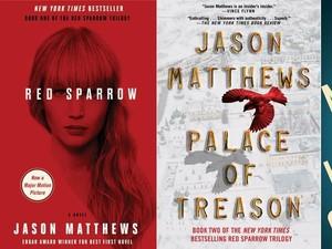 Penulis Novel Red Sparrow Turut Terlibat dalam Proses Film