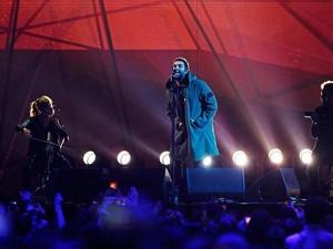 Heboh Video Liam Gallagher Marah dengan Petugas Keamanan Konser