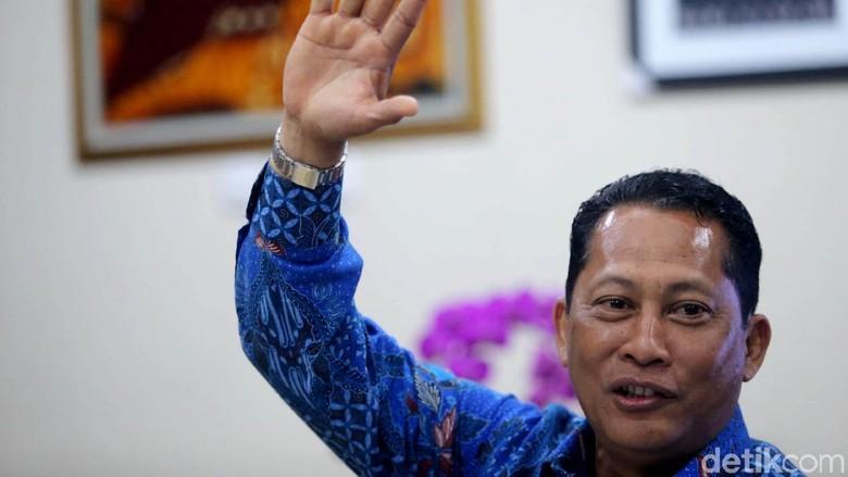 Ucapan Terima Kasih Buwas untuk Slank dan Puteri Indonesia