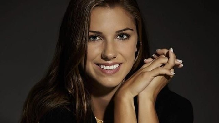 Alex Morgan. Foto: (@alexmorgan13/Instagram)