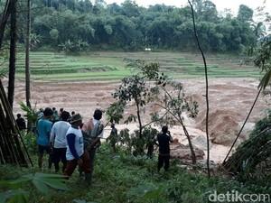 2 Warga yang Dilaporkan Hilang di Longsor Brebes Pulang dengan Selamat