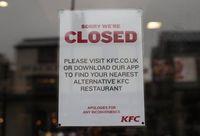 Ayam KFC Langka di Inggris, Polisi Minta Agar Warga Tak Melaporkan Aduan