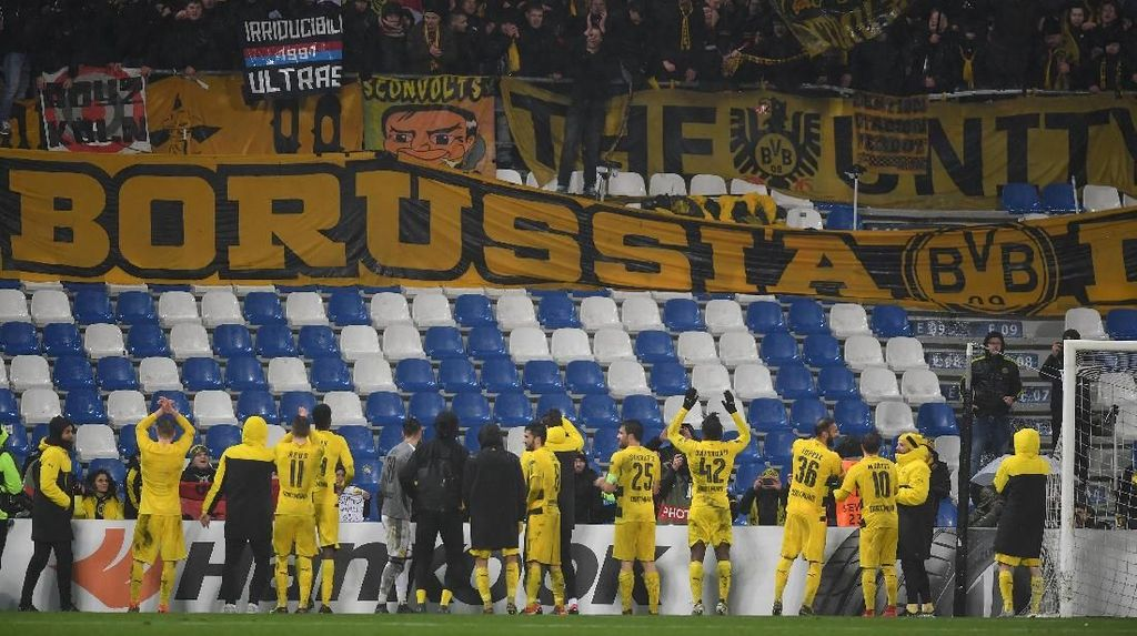 Stoeger: Dortmund Beruntung