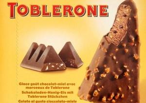 Nyamm! Krenyes Manis Es Krim Toblerone Baru Diluncurkan di Inggris