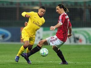 Banyak Gol di Pertemuan Terakhir Milan dan Arsenal
