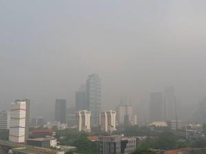 BMKG Jawab Rasa Penasaran Warga Jakarta tentang Kabut Pagi Ini