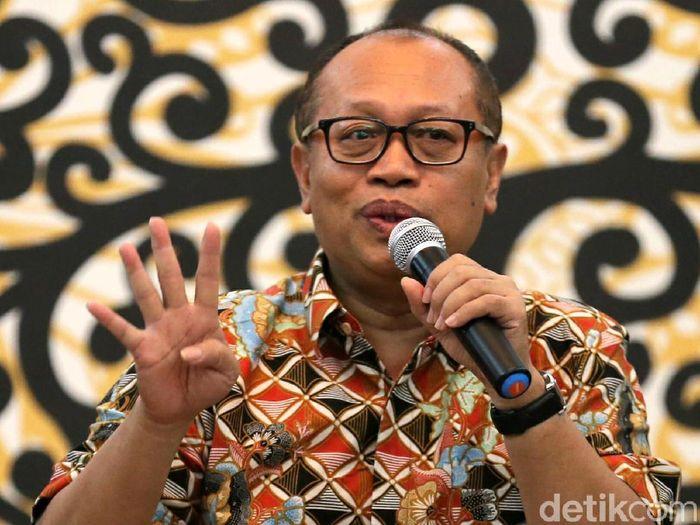 Direktur Utama BPJS Ketenagakerjaan, Agus Susanto /Foto: Agung Pambudhy