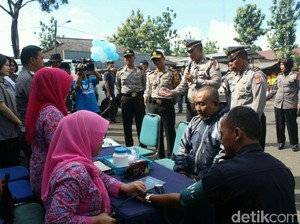 Jemput Bola Bikin SIM ke Pelosok , Polres Garut Luncurkan Simade