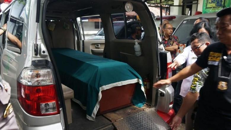 Rebut Senjata Polisi, Pengedar Sabu di Jombang Tewas Ditembak