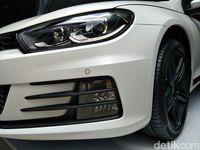 Ini Tampang VW Scirocco Terbaru yang Siap Diperkenalkan April 2018