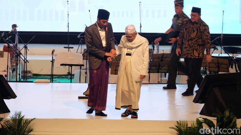 Kultwit soal Cawapres Jokowi, Rommy Sebut Nama Maruf Amin
