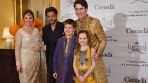 Pakai Busana Tradisional India, PM Kanada Dianggap Terlalu Gemerlap