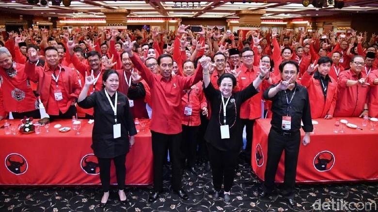 Jejak Perjuangan Megawati Bersama PDI Perjuangan