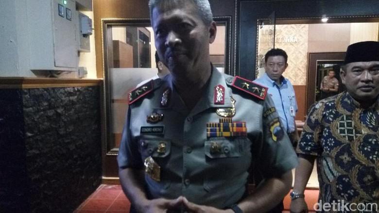 Kapolda Jateng Pastikan Ungkap Pelaku Perusakan PT RUM