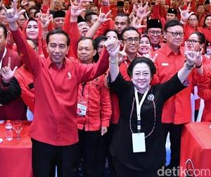 PDIP Resmi Capreskan Jokowi, Kader Daerah <i>Happy</i>