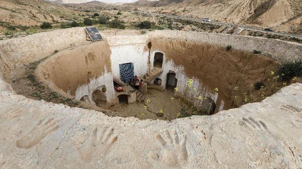 Ramadan di Tunisia Bersama Suku Matmata