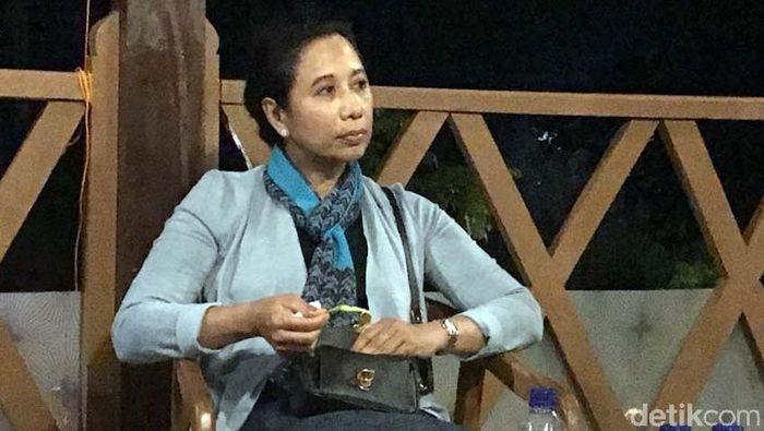 Menteri BUMN Rini Soemarno. Foto: Iin Yumiyanti