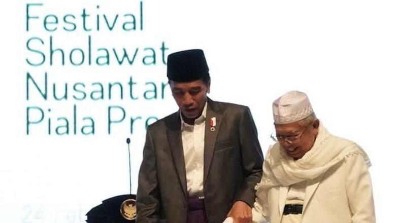 Sekjen PKB: Cawapres Jokowi Maruf Amin