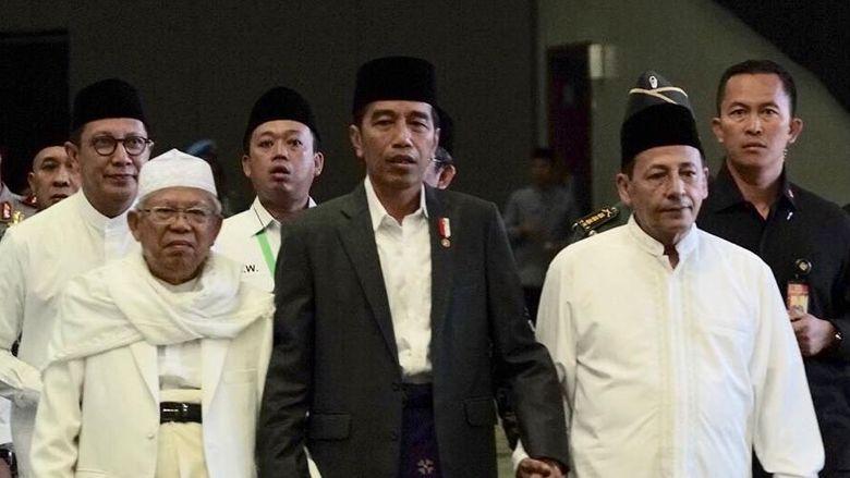 Pilih Ma'ruf Amin Pendukung dan Relawan Jokowi Kecewa Berat