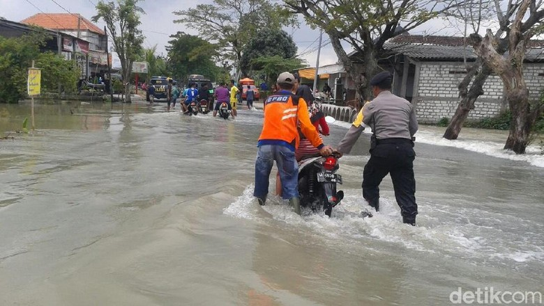 513 Bencana Alam Terjadi Di Indonesia Sejak Januari Maret 2018