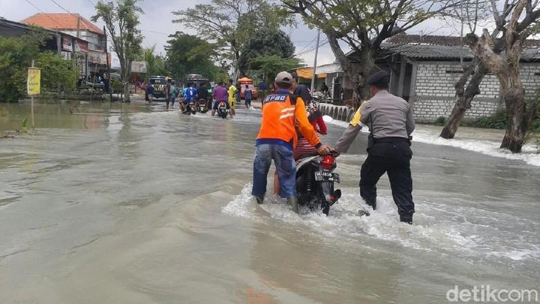 513 Bencana Alam Terjadi di Indonesia Sejak Januari-Maret 2018