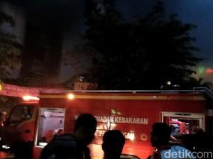 Pasar Banjarsari Kota Pekalongan Terbakar
