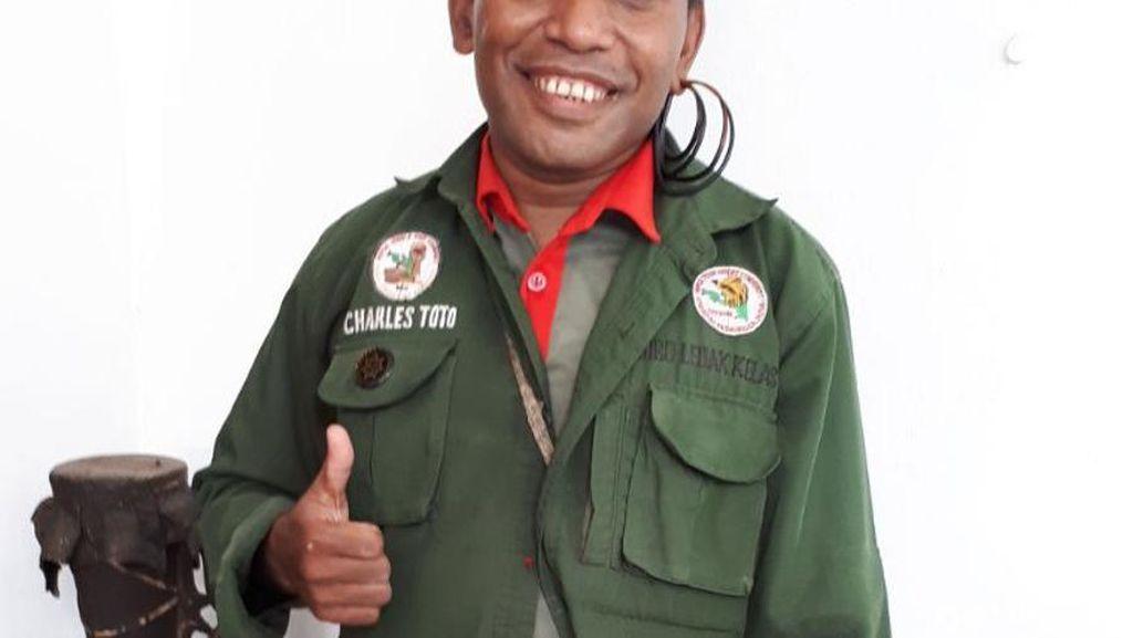 Ini Charles Toto, Jungle Chef yang Ingin Lestarikan Kuliner Asli Papua