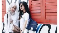 Mengenal Sepasang Kembar Identik Cantik Indonesia yang Sukses Jadi Blogger
