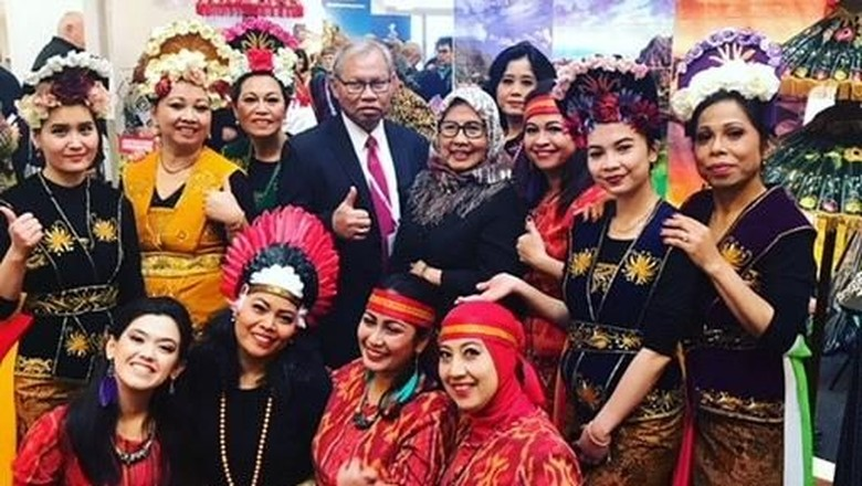 Indonesia di Danish Travel Show 2018 (Dok KBRI Kopenhagen)