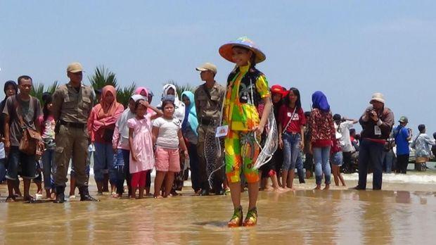 Event ini untuk mengenalkan batik dan wisata Madura