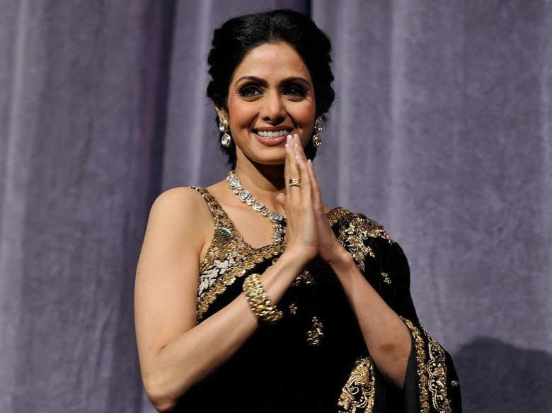 Foto: Sridevi (Getty Images)