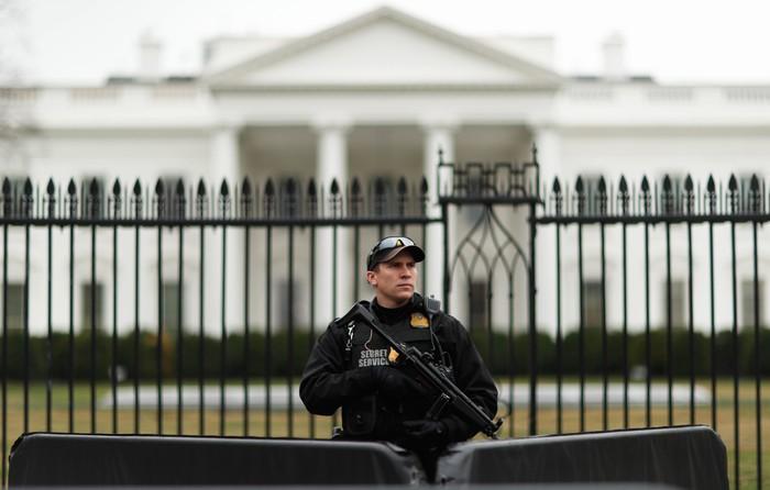 Gedung Putih (Foto: Jim Bourg/Reuters)