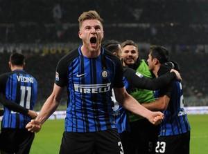 Luruskan Komentarnya, Skriniar Ingin Bertahan Lama di Inter