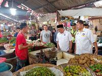 Blusukan ke Pasar, Cawalkot Oded Cerita Soal Jualan Jagung